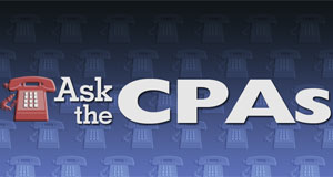 Pictured: Ask the CPAs program logo