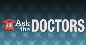 Pictured: Ask the Doctors program logo