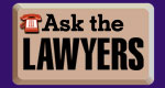 Ask the Lawyers Graphic