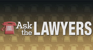Pictured: Ask the Lawyers program logo