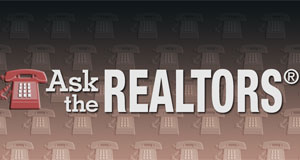 Pictured: Ask the Realtors logo