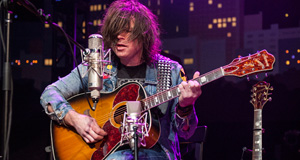 Pictured: Ryan Adams