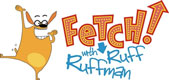 Fetch series logo