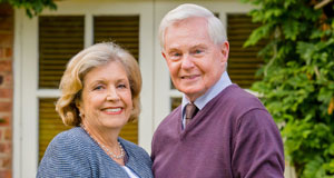 Pictured: Celia (Anne Reid) And Alan (Derek Jacobi)