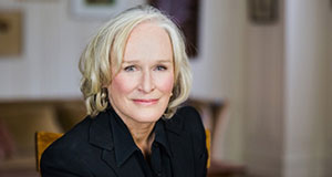 Pictured: Actress Glenn Close