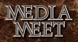 Pictured: Media Meet program logo