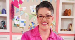 Pictured: Host Susan Brubaker Knapp