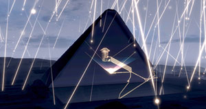 Pictured: illustration of pyramid scanning